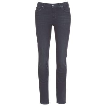 Îmbracaminte Femei Jeans drepti Lee ELLY ZIP Negru