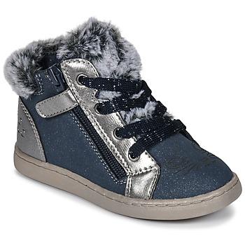 Pantofi Fete Pantofi sport stil gheata Mod'8 OUMINOU Bleumarin