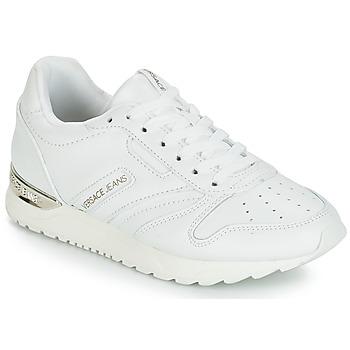 Pantofi Femei Pantofi sport Casual Versace Jeans TAPADO Alb