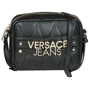 Genti Femei Genți  Banduliere Versace Jeans SOTARA Negru