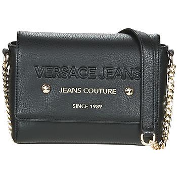 Genti Femei Genți  Banduliere Versace Jeans SINLAGA Negru