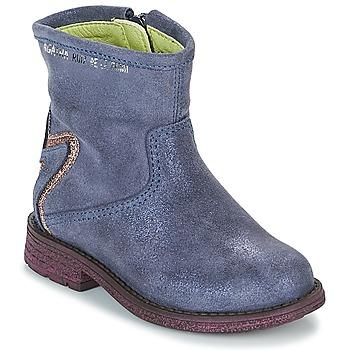 Pantofi Fete Ghete Agatha Ruiz de la Prada 181970 VAGABUNDA Albastru