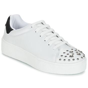 Încăltăminte Femei Pantofi sport Casual Vero Moda SITTA SNEAKER Alb