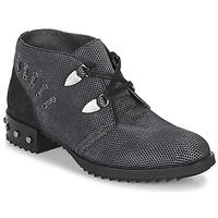 Pantofi Femei Ghete Mam'Zelle XESTO Negru