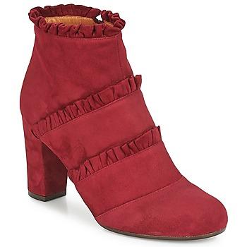Pantofi Femei Botine Chie Mihara KAFTAN Roșu-bordeaux