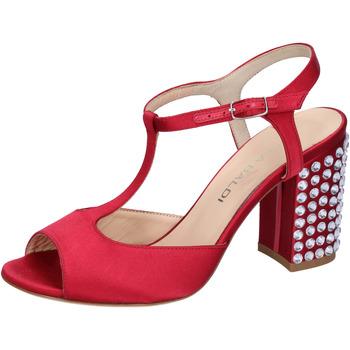 Pantofi Femei Sandale  Lella Baldi Sandale AH826 Roșu