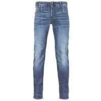 Îmbracaminte Bărbați Jeans slim G-Star Raw D-STAQ 5-PKT SLIM Albastru / Medium / Indigo / Aged