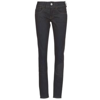Îmbracaminte Femei Jeans skinny G-Star Raw LYNN MID SKINNY Albastru / Dark / Aged