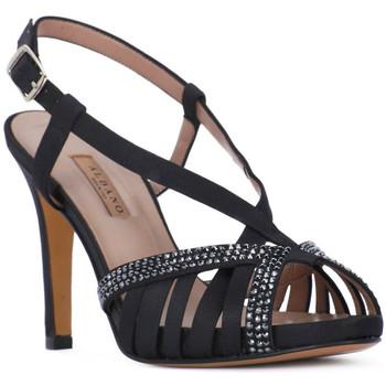 Pantofi Femei Sandale  Albano RASO NERO Nero