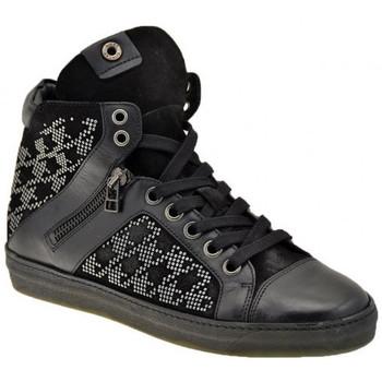 Pantofi Femei Pantofi sport stil gheata Janet&Janet  Negru