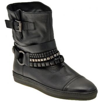 Pantofi Femei Botine Janet&Janet  Negru