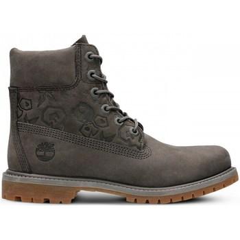 Pantofi Femei Pantofi sport stil gheata Timberland 6IN Premium Boot W Gri