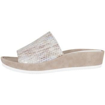 Pantofi Femei Papuci de vară Ara Tivoli Alb, Bej
