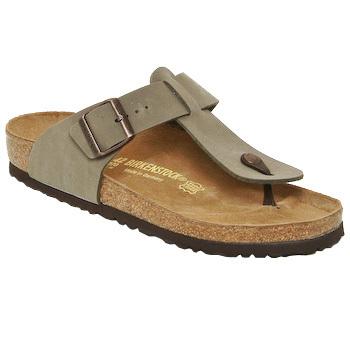 Pantofi Bărbați  Flip-Flops Birkenstock MEDINA Bej