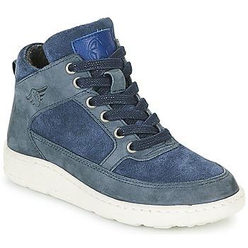 Încăltăminte Băieți Pantofi sport stil gheata Bullboxer LAVINO Blue