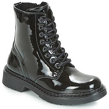 Pantofi Fete Ghete Bullboxer LANA Negru
