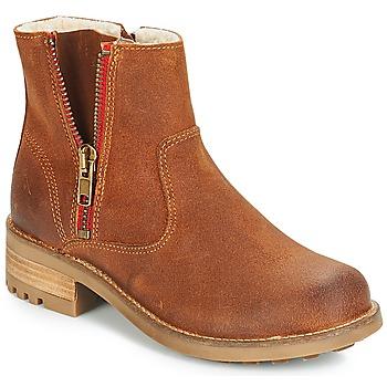 Pantofi Fete Ghete Bullboxer LUNA Tann