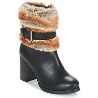 Pantofi Femei Botine LPB Shoes JESSY Negru