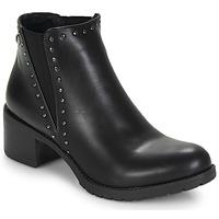 Pantofi Femei Botine Les Petites Bombes LAURA Negru