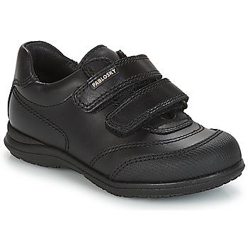 Încăltăminte Băieți Pantofi Derby Pablosky BAKKYLIN Negru