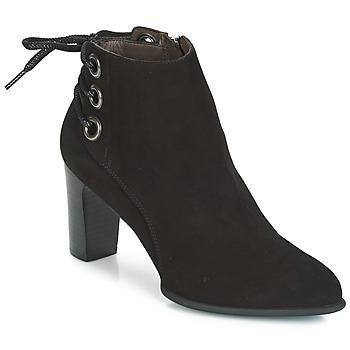 Pantofi Femei Botine Perlato OERAD Negru