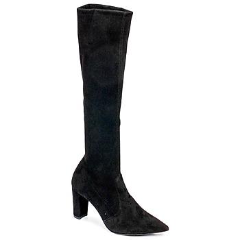 Pantofi Femei Cizme casual Perlato JEANY Cam / Strech / Negru