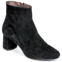 Pantofi Femei Botine Perlato JERANA Cam / Negru