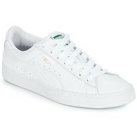 Pantofi Pantofi sport Casual Puma BASKET CLASSIC LFS.WHT Alb