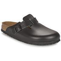 Pantofi Saboti Birkenstock BOSTON Negru