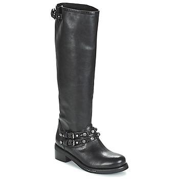 Pantofi Femei Cizme casual Mimmu MELVYN Negru