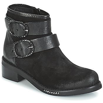 Pantofi Femei Ghete Mimmu MYLANN Negru