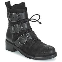 Pantofi Femei Ghete Mimmu MOEZ Negru