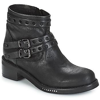 Pantofi Femei Ghete Mimmu MAIRON Negru