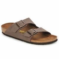Pantofi Bărbați Papuci de vară Birkenstock ARIZONA Maro