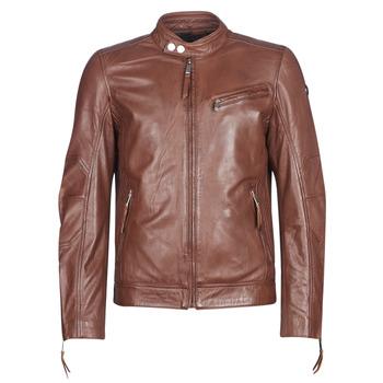 Îmbracaminte Bărbați Jachete din piele și material sintetic Redskins TRUST CASTING Maro