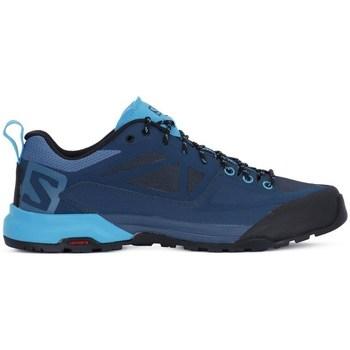 Pantofi Femei Pantofi sport Casual Salomon X Alp Spry W Albastre,Albastru marim