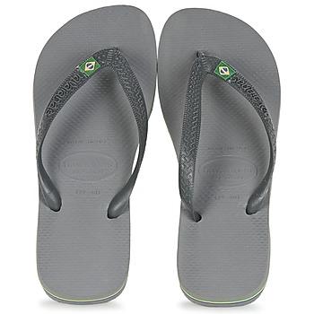 Pantofi  Flip-Flops Havaianas BRASIL Gri