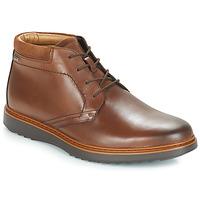Pantofi Bărbați Ghete Clarks UN Maro