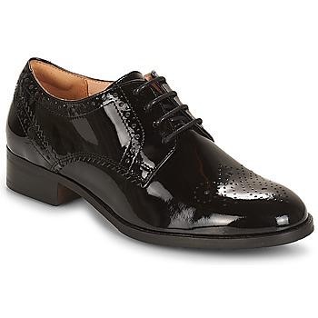 Încăltăminte Femei Pantofi Derby Clarks Netley Rose Black / Pat