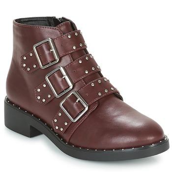 Pantofi Femei Ghete Coolway CHIP Bordo
