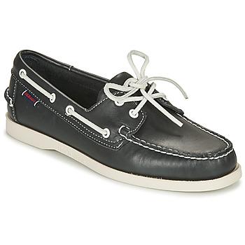 Pantofi Bărbați Pantofi barcă Sebago DOCKSIDES Albastru