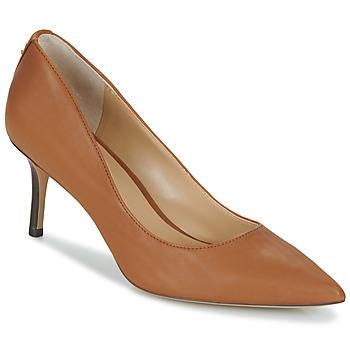 Încăltăminte Femei Pantofi cu toc Lauren Ralph Lauren LANETTE Camel