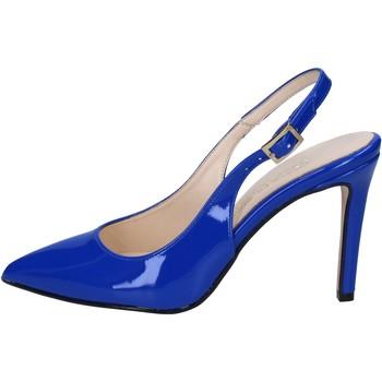Pantofi Femei Sandale  Olga Rubini Sandale BY285 albastru