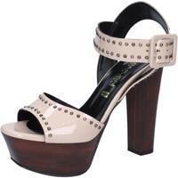 Pantofi Femei Sandale  Olga Rubini Sandale BY316 Bej