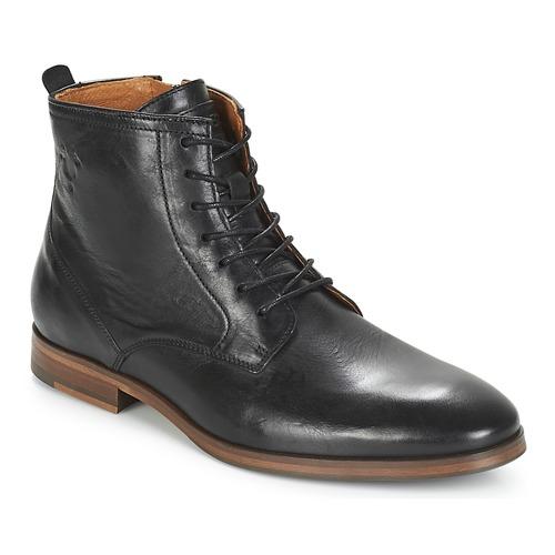 Pantofi Bărbați Ghete Kost NICHE 1 Negru