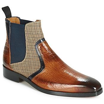 Pantofi Bărbați Ghete Melvin & Hamilton LEWIS 26 Maro / Albastru