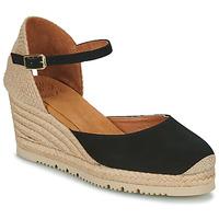 Pantofi Femei Sandale  Unisa CACERES Negru