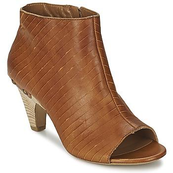 Pantofi Femei Botine Vic GONCO Maro