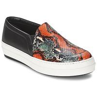 Încăltăminte Femei Pantofi Slip on McQ Alexander McQueen DAZE Negru /  multicolor