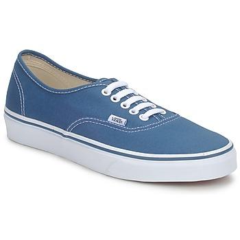 Încăltăminte Pantofi sport Casual Vans AUTHENTIC Albastru